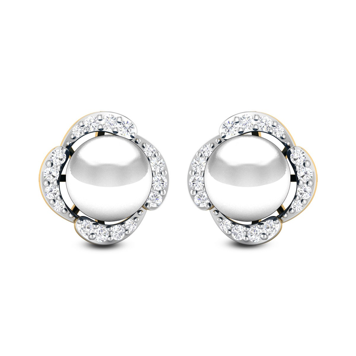 Anagi Pearl Stud Earrings