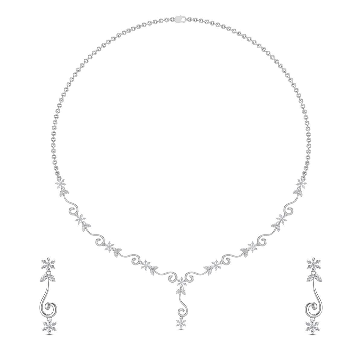 Vibiana Diamond Necklace