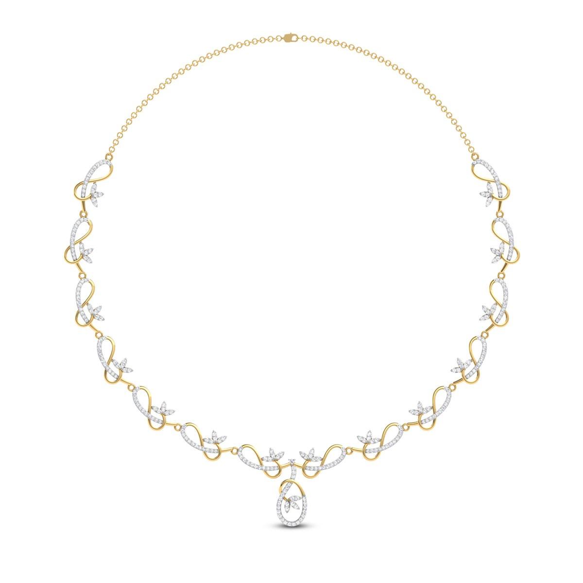 Shibhya Diamond Necklace