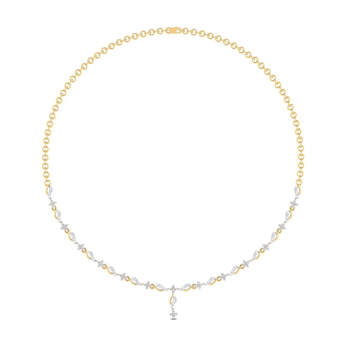 Siyona Diamond Necklace