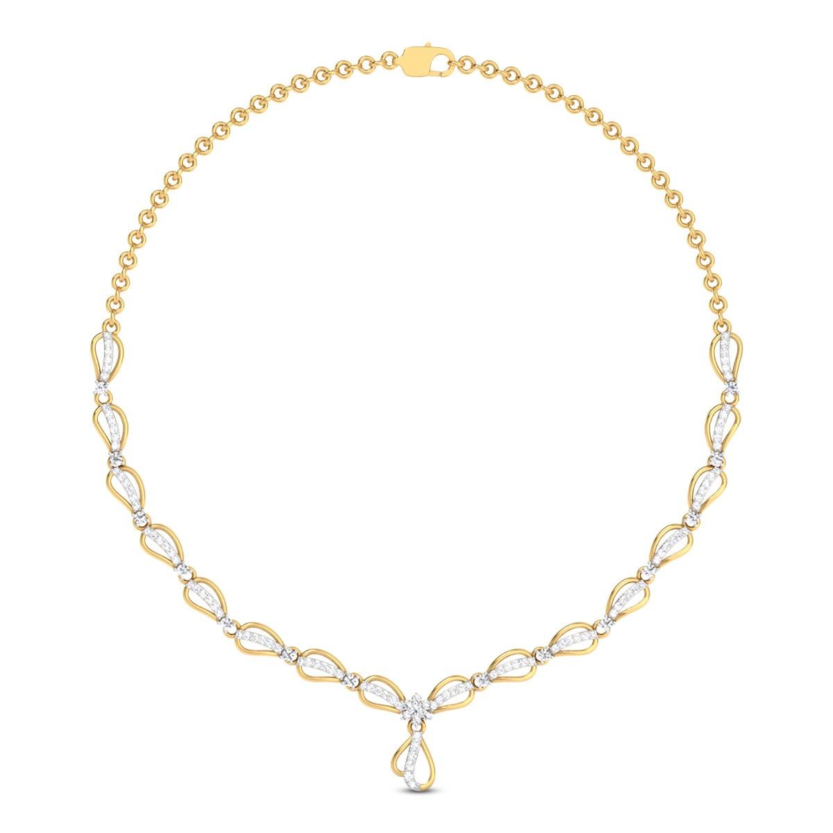 Tarini Diamond Necklace