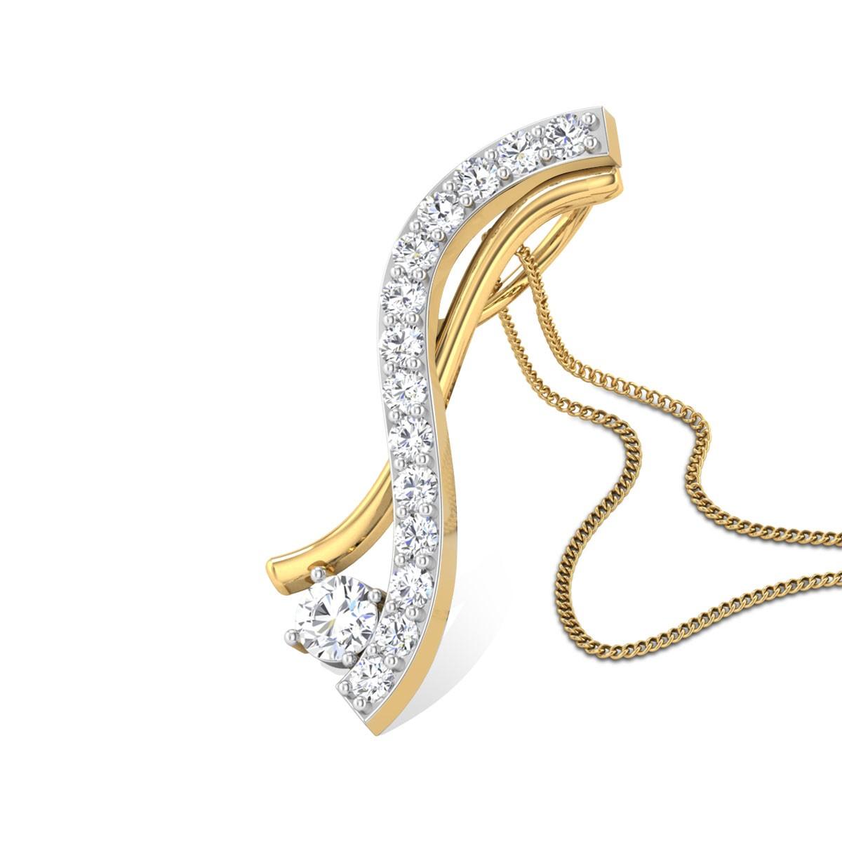 Voleta Diamond Pendant