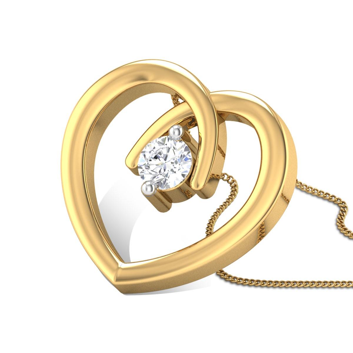 Destanee Diamond Pendant