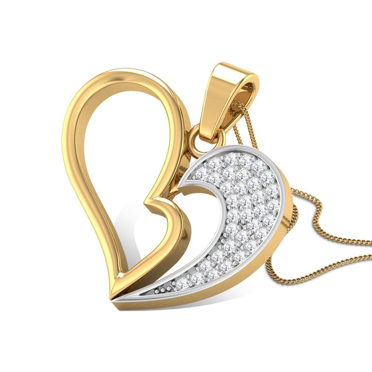 Raine Diamond Pendant