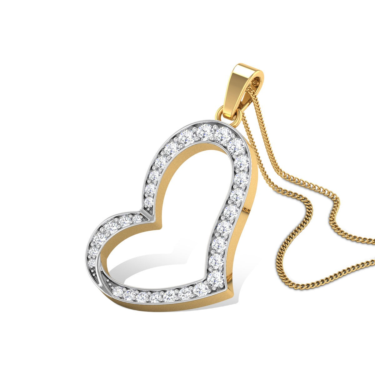 Charisma Diamond Pendant