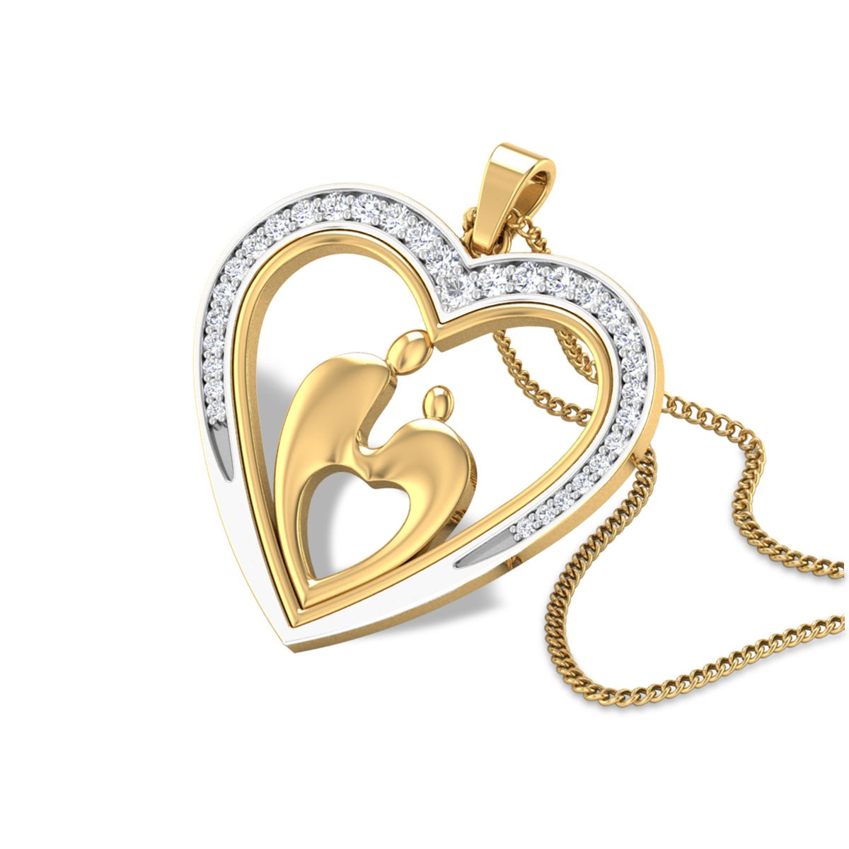 Felecia Diamond Pendant