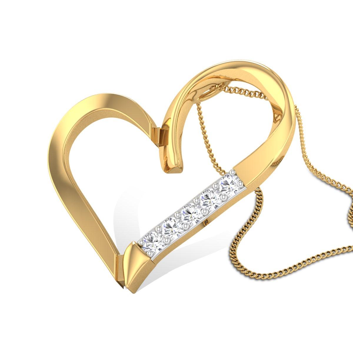Julietta Diamond Pendant