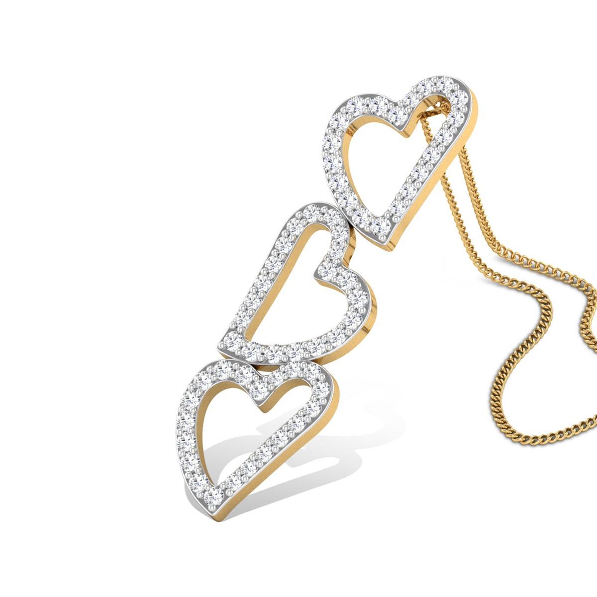 Bethany Diamond Pendant
