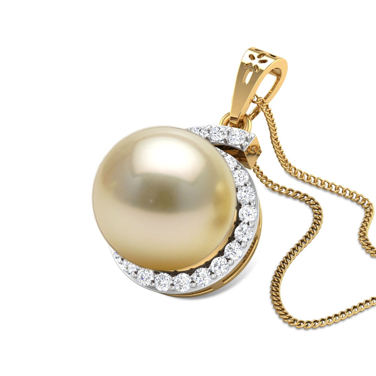 Yayati Pearl Pendant