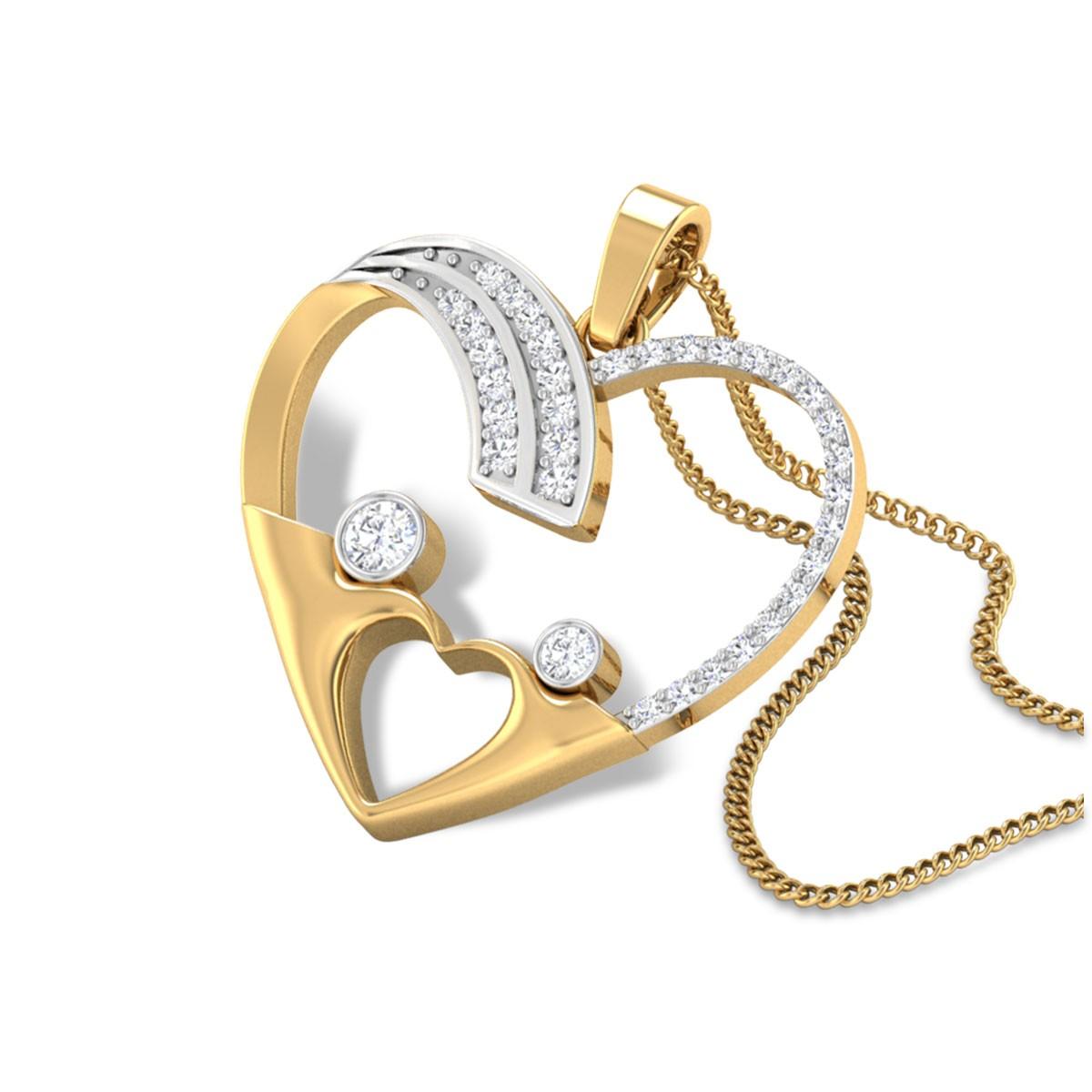 Hera Diamond Pendant