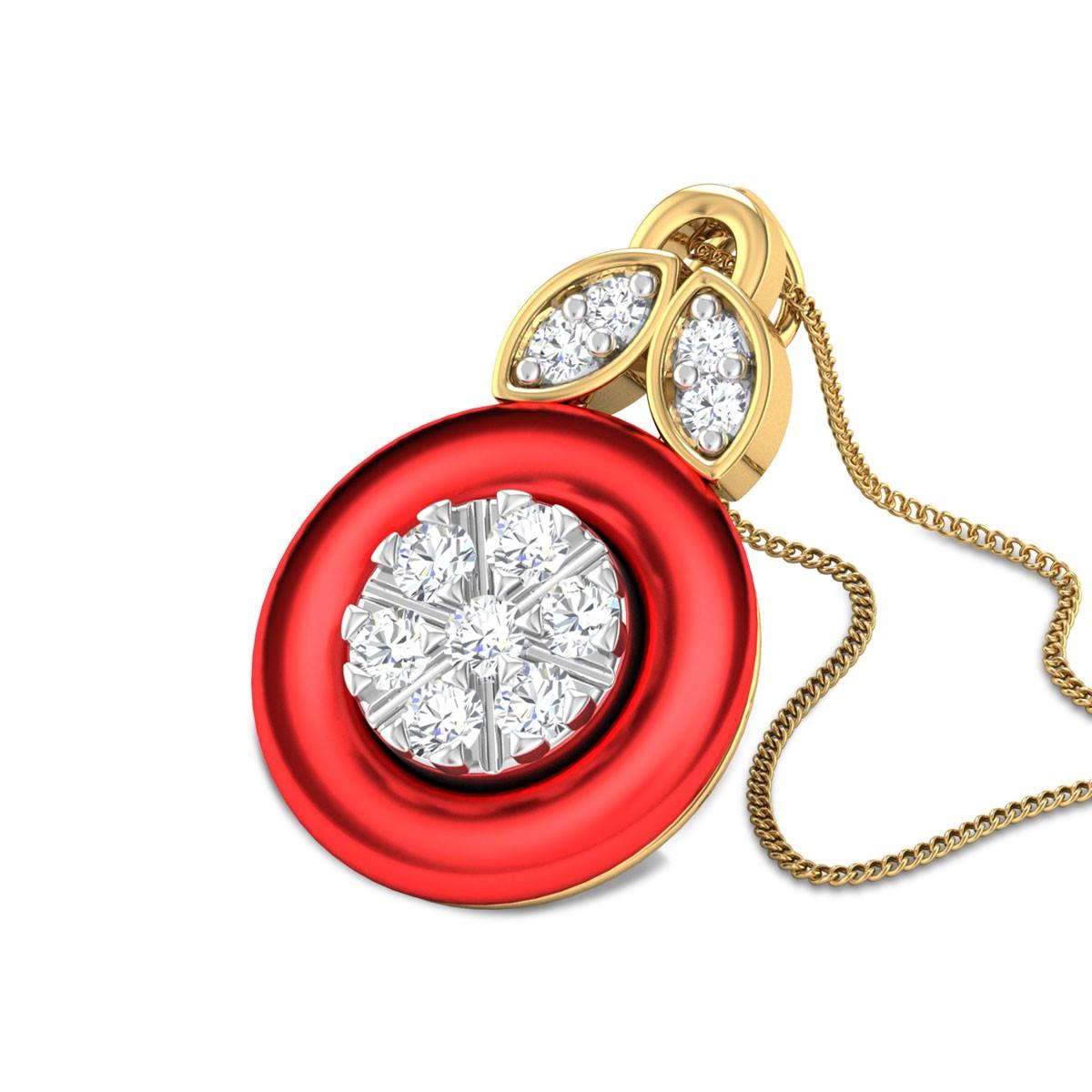Isioma Diamond Pendant