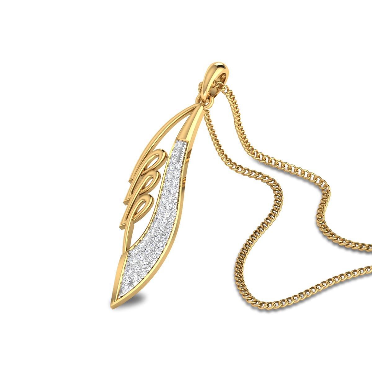 Ravyn Diamond Pendant
