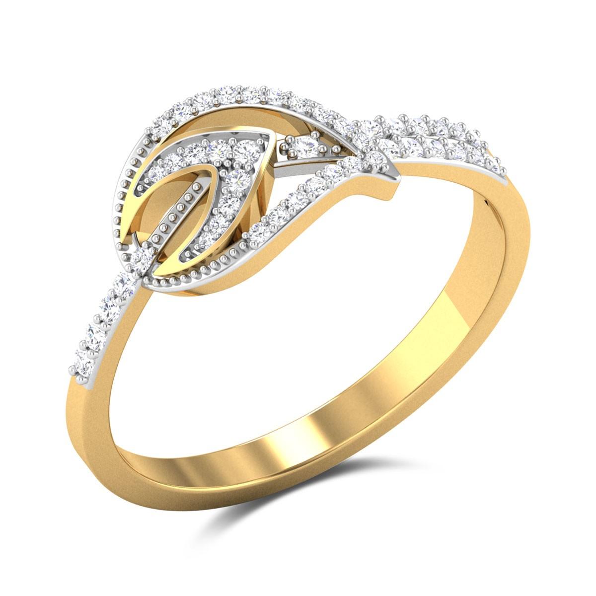 Rosline Diamond Ring