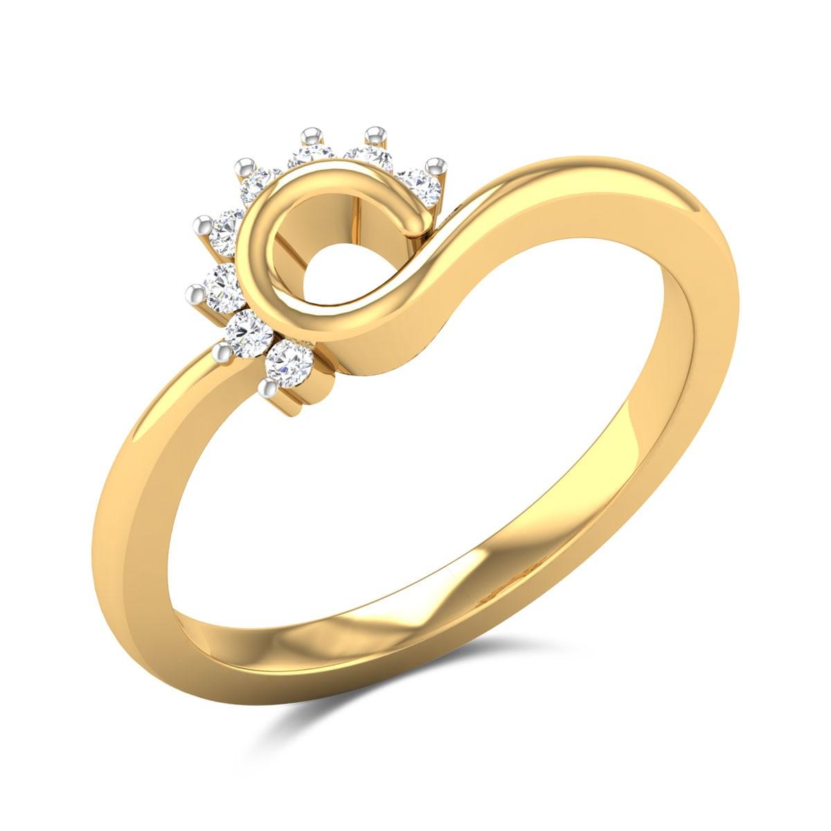 Mayuri Diamond Ring