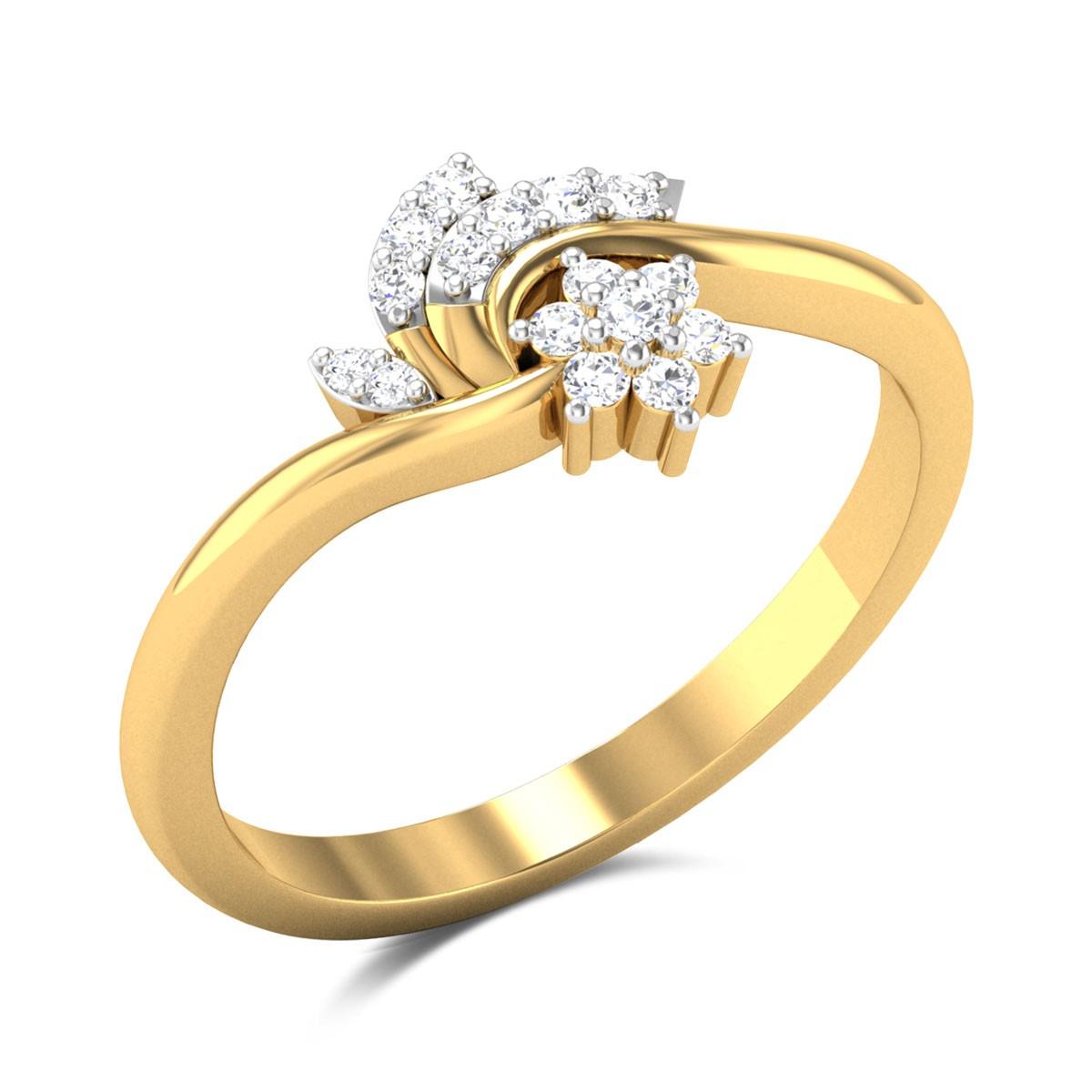 Abiha Diamond Ring