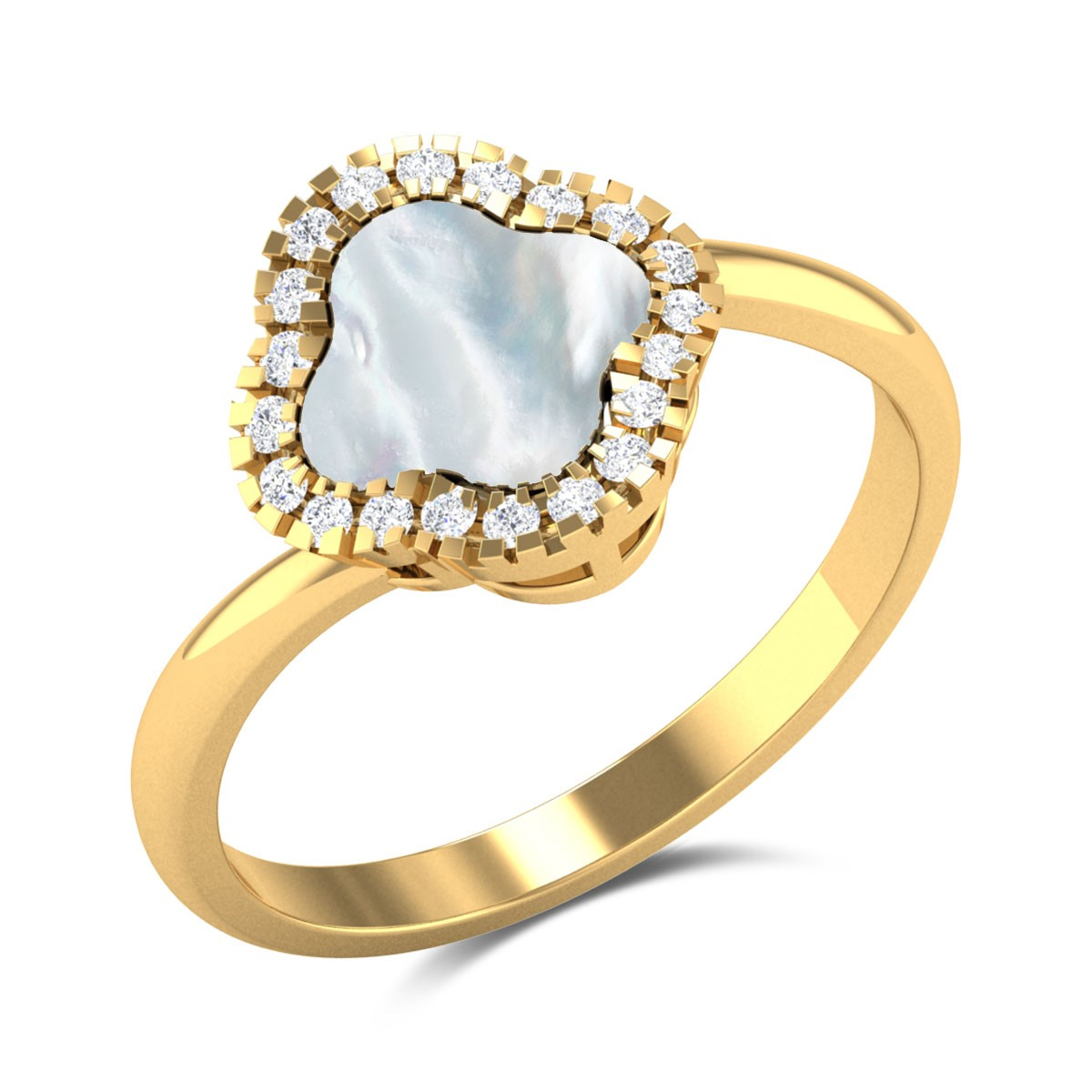 Veluxo Diamond Ring