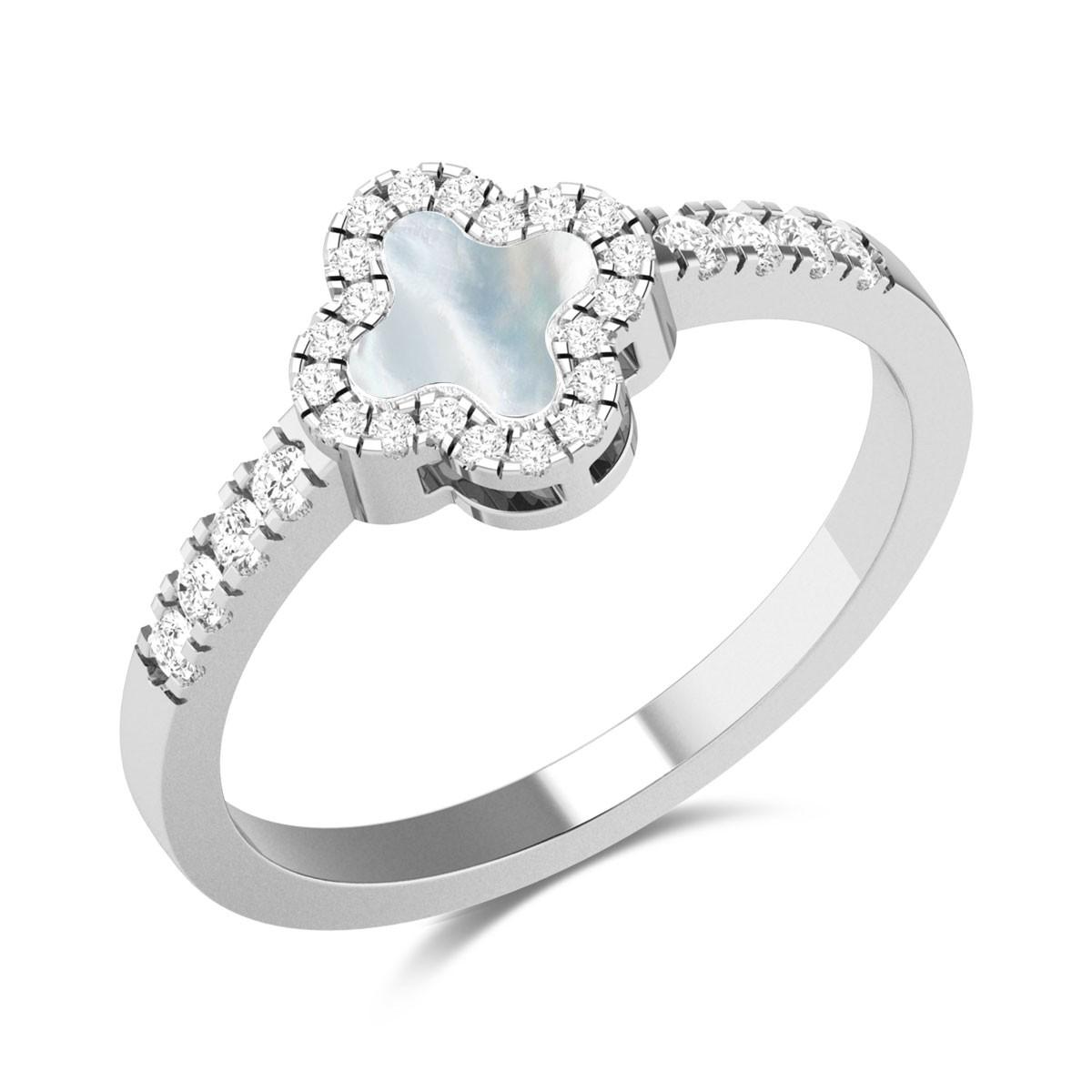 Elanza Diamond Ring