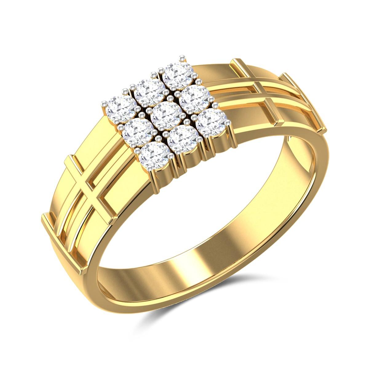 Corliss Diamond Ring
