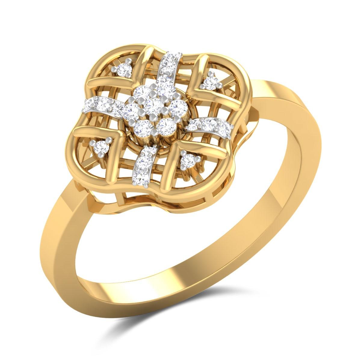 Pamelyn Diamond Ring