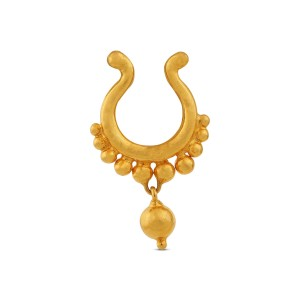 Remina Yellow Gold Nosepin