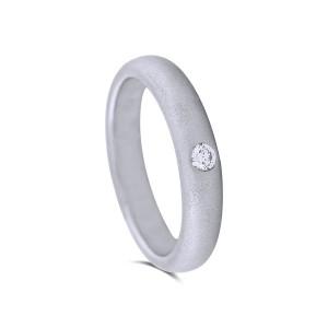 Dhanika White Gold Diamond Ring