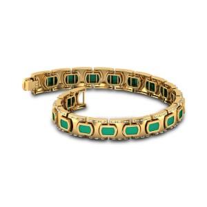 Vivaan Gemstone Bracelet