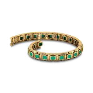 Reyansh Gemstone Bracelet