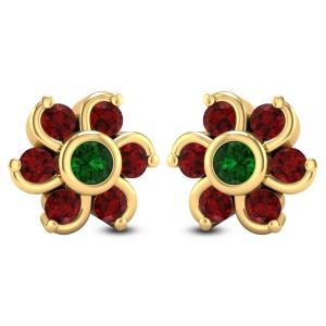 Syringa Stud Earrings