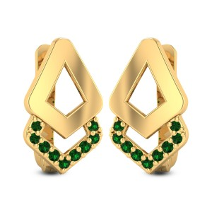Duo Qudra Stud Earrings
