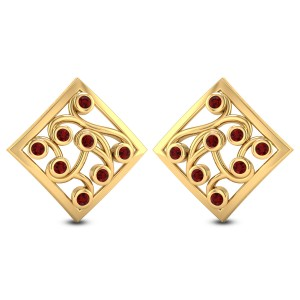 Athena Stud Earrings