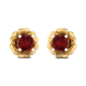 Lathaangi Stud Earrings