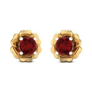 Lathaangi Stud Earrings