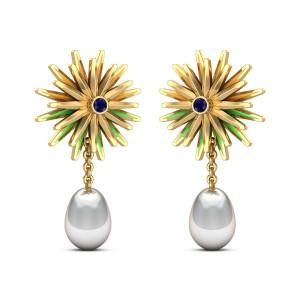 Lykke Gemstone Drop Earrings
