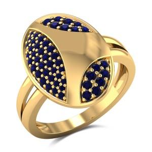 Theia Royal Sapphire Ring