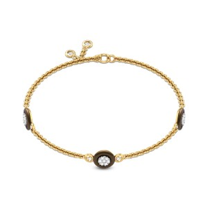 Zephyrus Diamond Bracelet