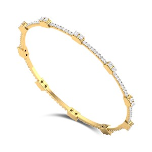 Arthgallo Diamond Bangle