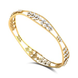 Madan Mogra Diamond Bangle