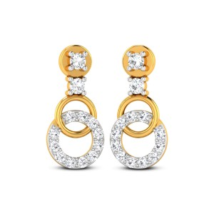Darcy Diamond Earrings