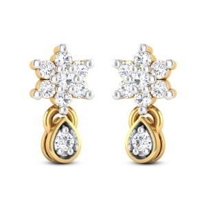 Navara Diamond Earrings