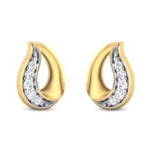 Jelena Diamond Earrings