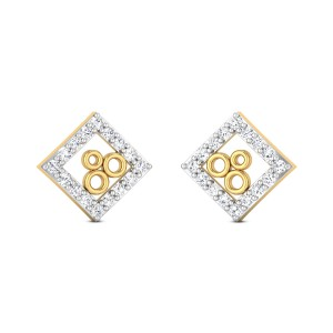 Eleonora Diamond Earrings