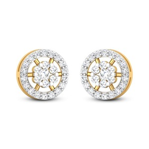 Farnesia Diamond Earrings