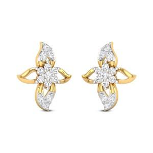 Dimna Diamond Earrings
