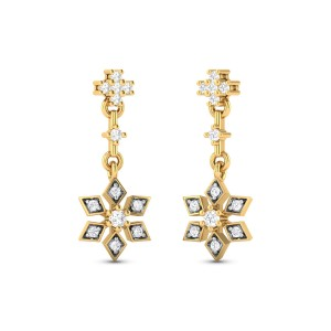 Thana Diamond Earrings