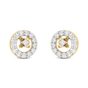 Cecily Diamond Earrings