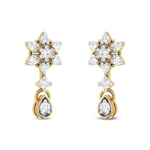 Vega Diamond Earrings