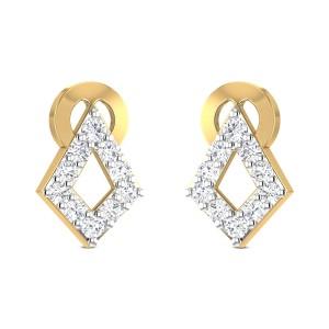 Marigold Diamond Earrings