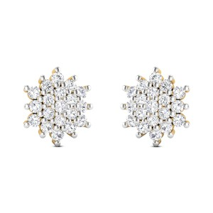 Phoenix Diamond Earrings