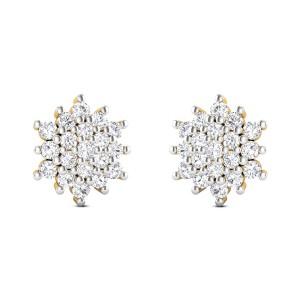 Phoenix Diamond Earrings