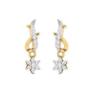 Dove Diamond Earrings